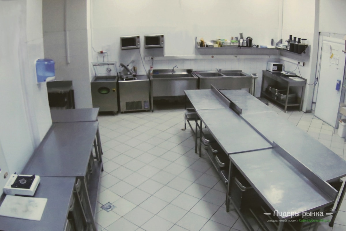 Производство InCity Catering