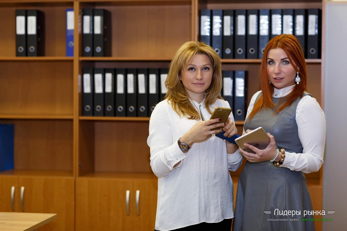 Офис Novikov Catering